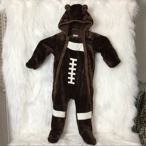 The children's Place children's football onesie 🏉